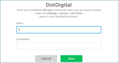 DotDigital-APILogin